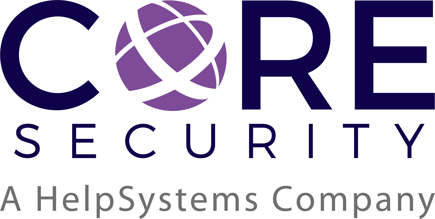 Core Security, a HelpSystems Company logo