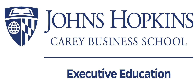 The Johns Hopkins Carey Business School – Executive Education logo