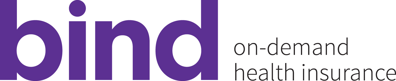 Bind On-Demand Health Insurance logo