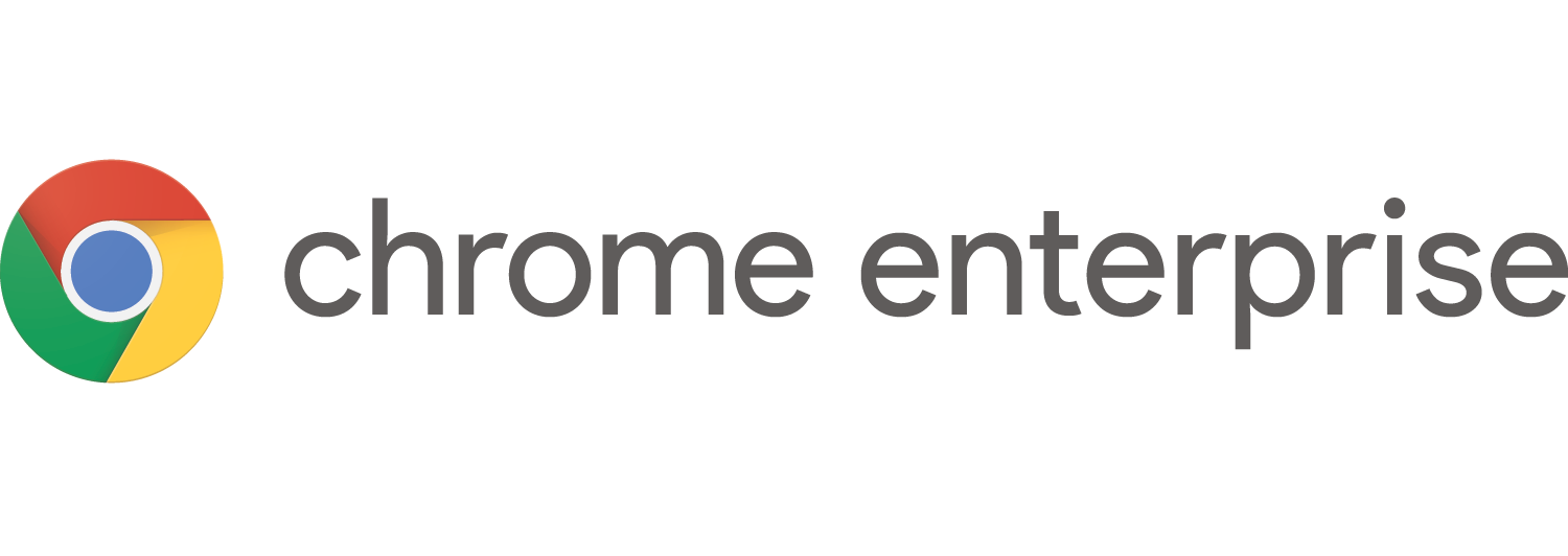 Google Chrome Enterprise logo
