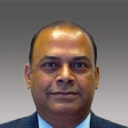 Krish Rao headshot