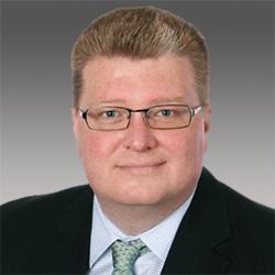 John Petersen headshot