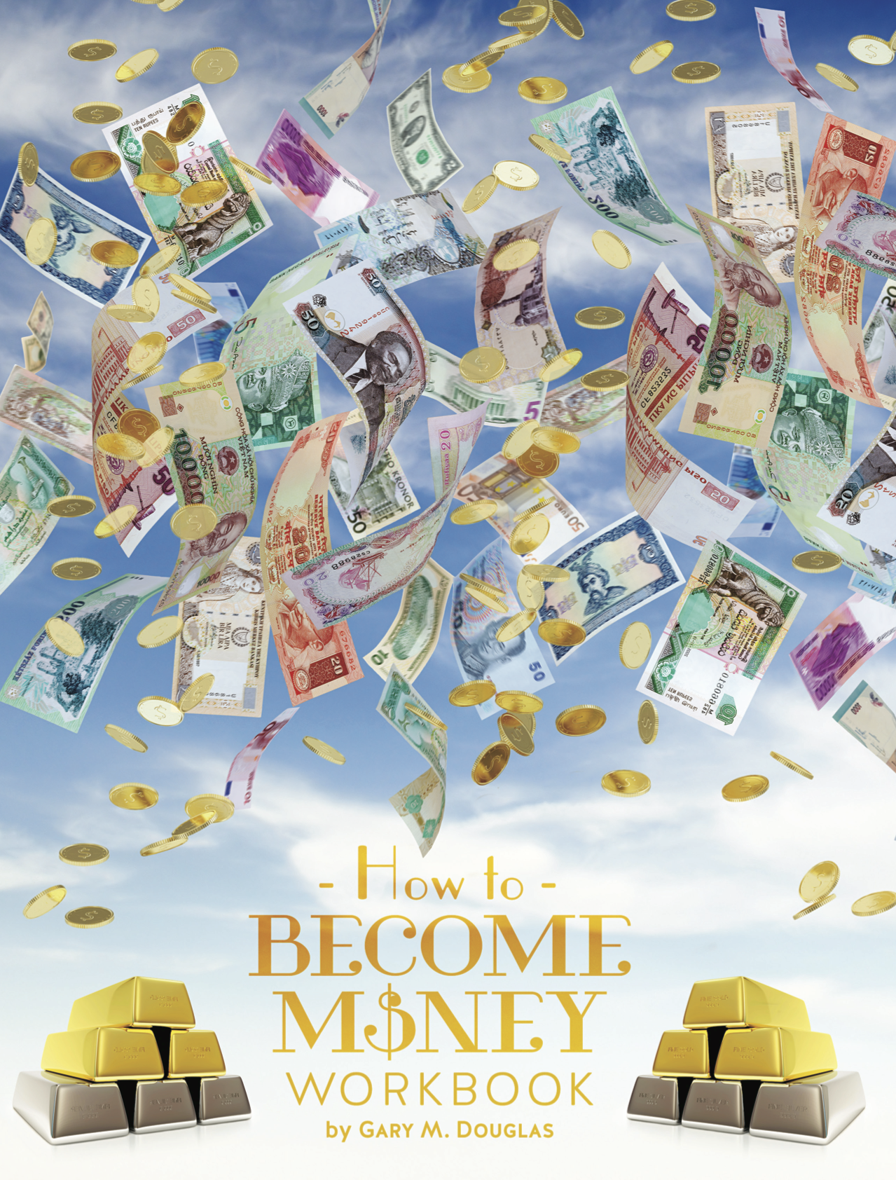 How To Become Money Workbook - BOOK