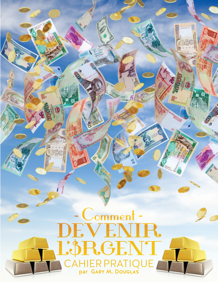 Comment devenir l'argent Cahier pratique (How to Become Money Workbook - French Version)