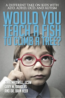 Would You Teach a Fish To Climb a Tree book cover
