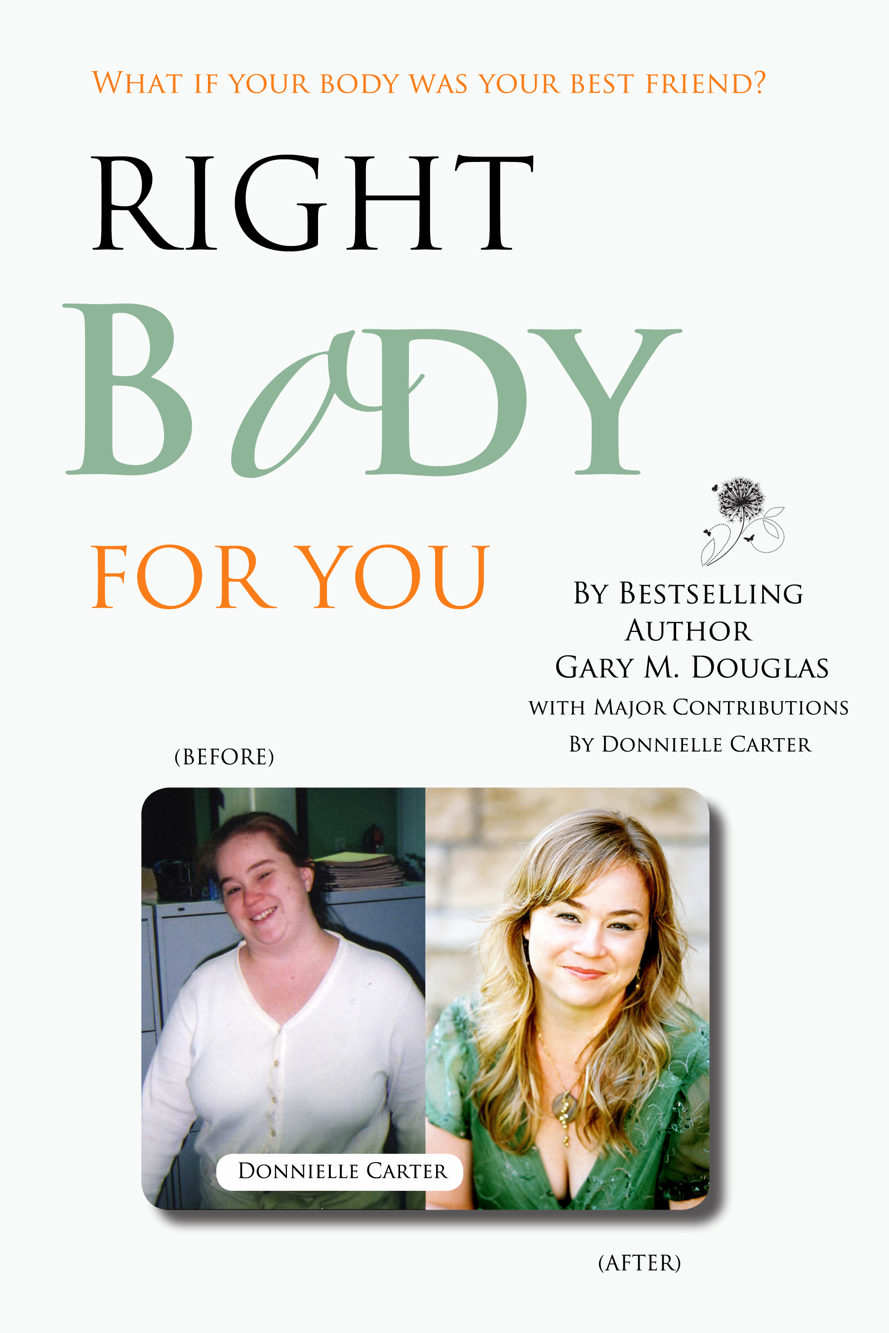 Right Body For You - BOOK