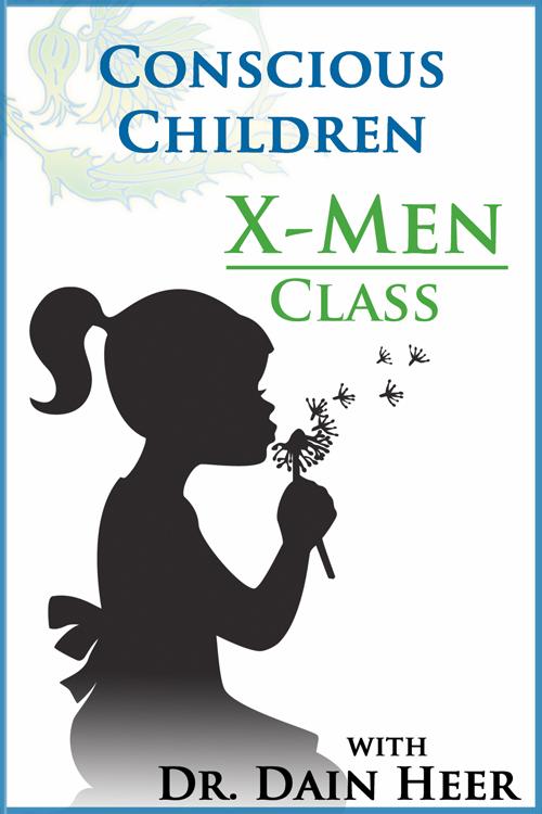 Conscious Children -- X-Men Class
