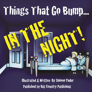 Things That Go Bump in the Night - BOOK