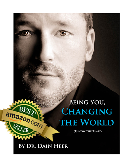 Being You, Changing The World Book