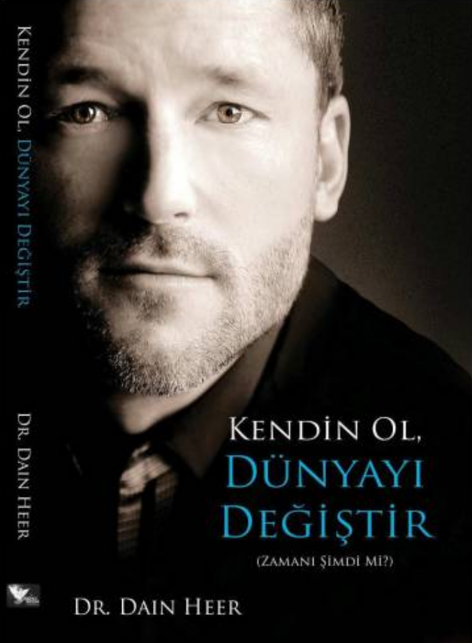KENDIN OL DUNYAYI DEGISTIR (Being You, Changing the World - Turkish Version)