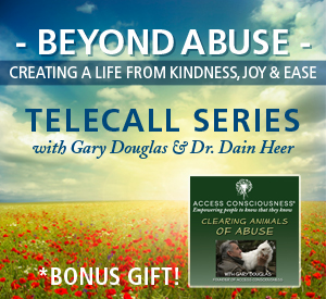 Beyond Abuse - Creating a Life From Kindness, Joy & Ease