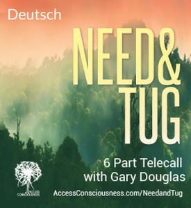 Brauchen & Heranziehen Telecall Series (Need & Tug Jul-14 Teleseries - German)