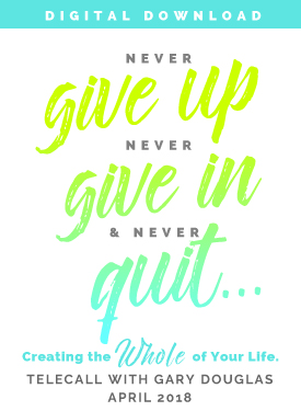 Never Give Up Never Give In & Never Quit Apr-18 Teleseries