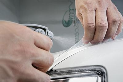 Paint Protection Film: Hood & Door Package