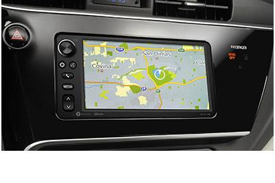 Bespoke Premium Audio with Navigation