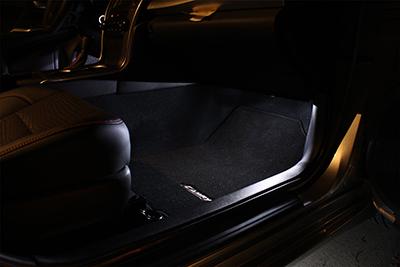 LED Illumination Package (Interior & Exterior)