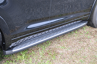 Euro Running Boards