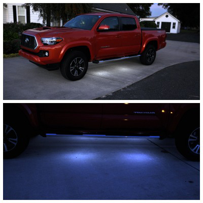 LED Illumination Package (Interior & Exterior)
