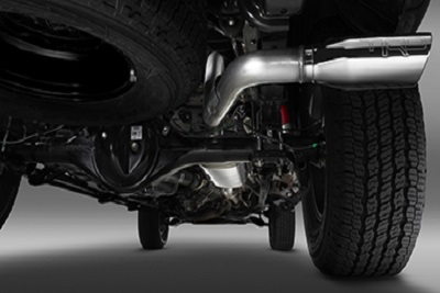 TRD Cat-Back Exhaust System