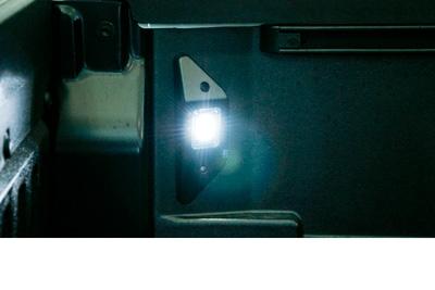 Cargo Bed LED Lights