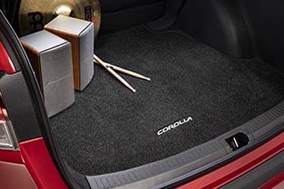 Carpet Floor Mats with Carpet Trunk Mat