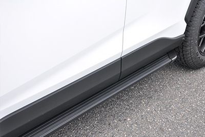 Black Running Board