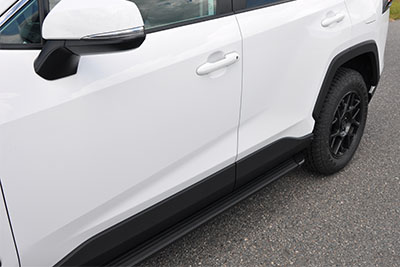 XP Trail with Black Running Boards