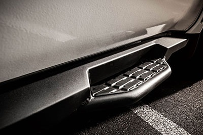 W Drop Step Running Board