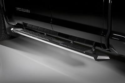 Stealth Stainless Running Boards