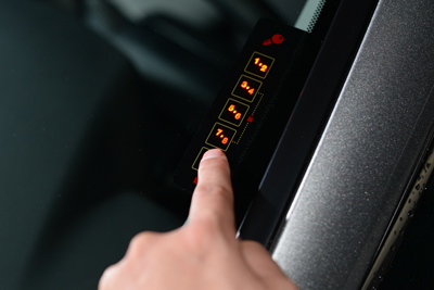Touch Keypad Entry System