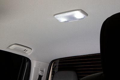 LED Interior Light Upgrade