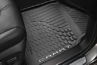 All Weather Mats with All Weather Trunk Mat