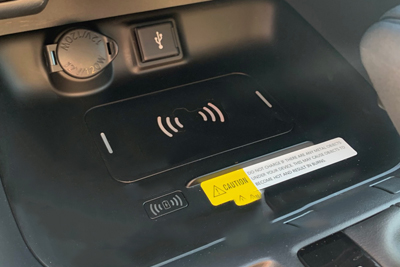 Wireless Charger Tray