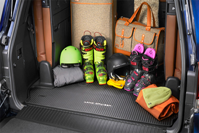 All Weather Mats with All Weather Cargo Mat