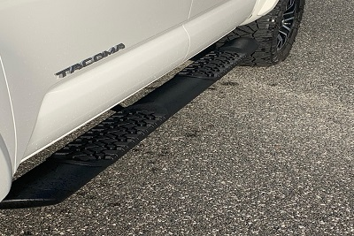 XP Trail with Tread Running Board Package