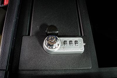 Center Console Safe