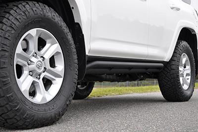 """17"""" All-Terrain Tire Upgrade"""