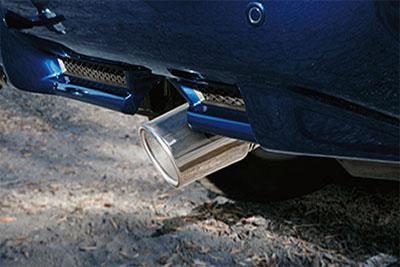 Chrome Exhaust Tip