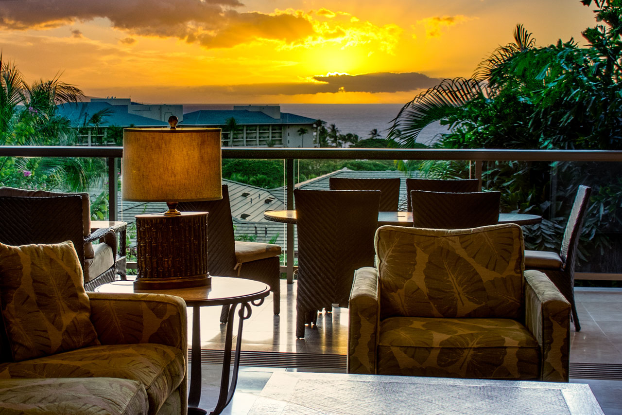 Product Wailea Townhome - 3 Bedrooms, 3.5 Bathrooms, With Panoramic Ocean Views