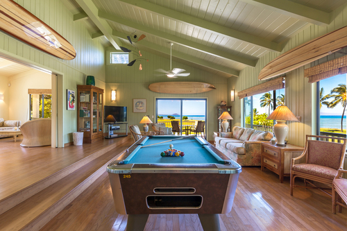 Product 4 Bedroom, 3 Bathroom Ocean View W/ Pool & Jacuzzi In Kihei Next To A Park