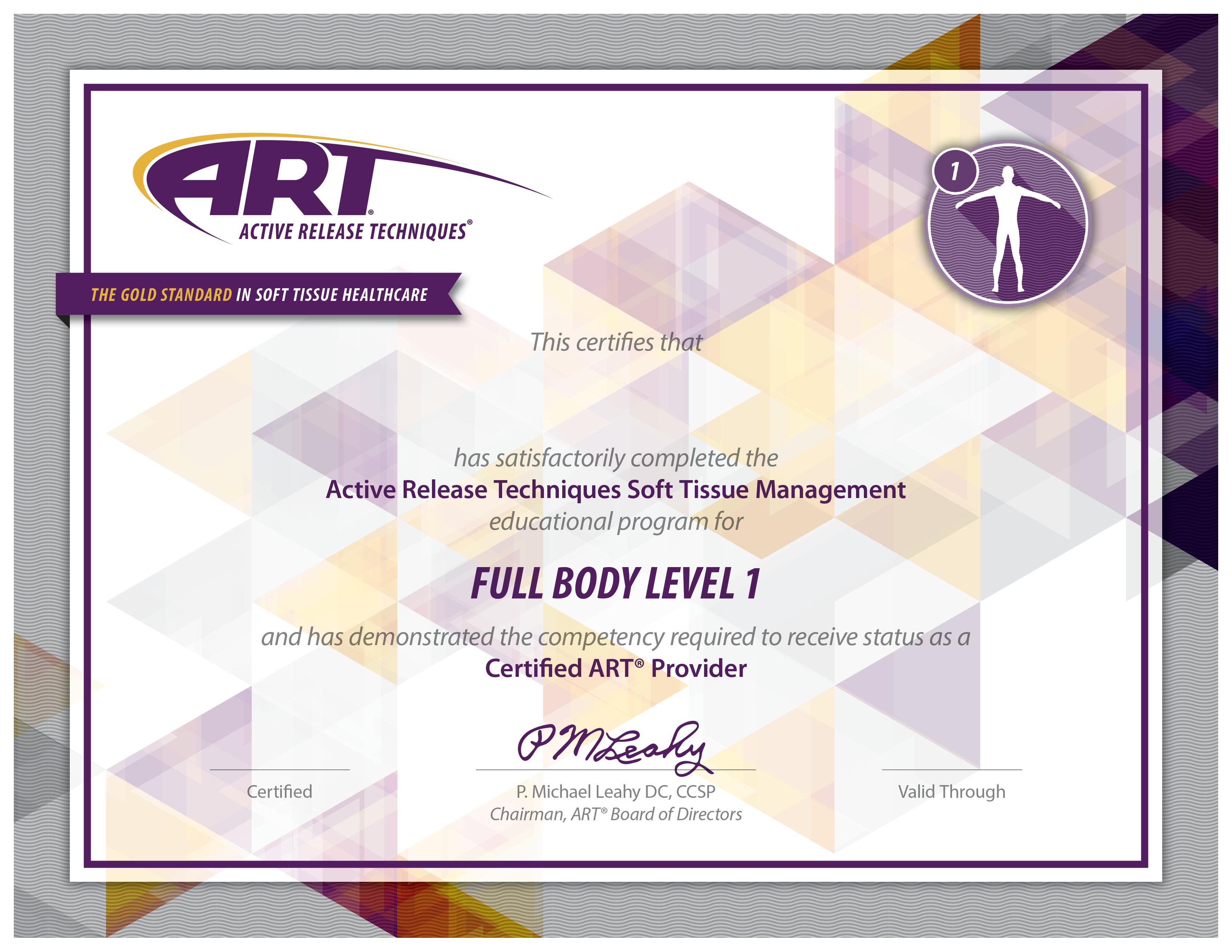 Le1 Fb Arlington Va Debby Standley Accredible Certificates