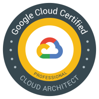 Google Cloud Architect Certificate