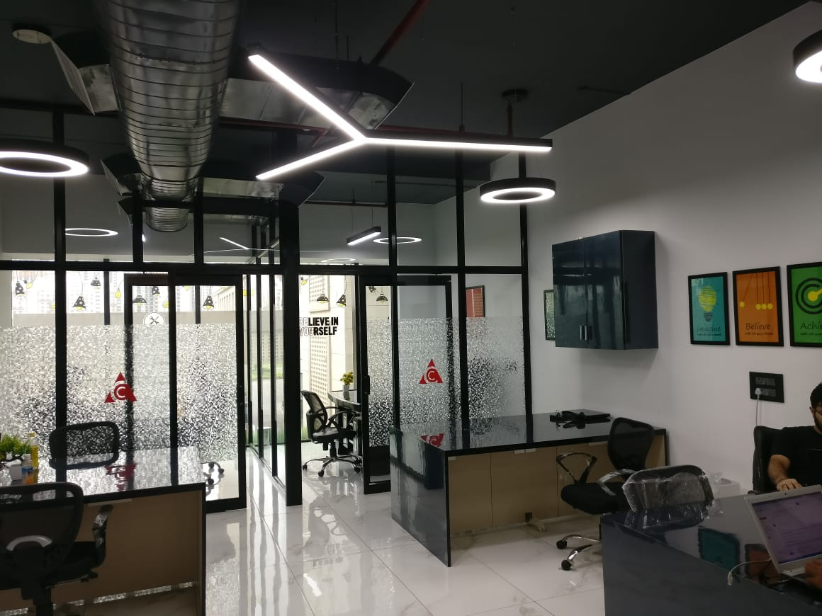 Cool Work Environment