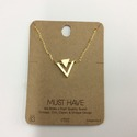 Must Have Triangle Pendant