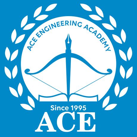 ACE Engineering Academy Online Test Series