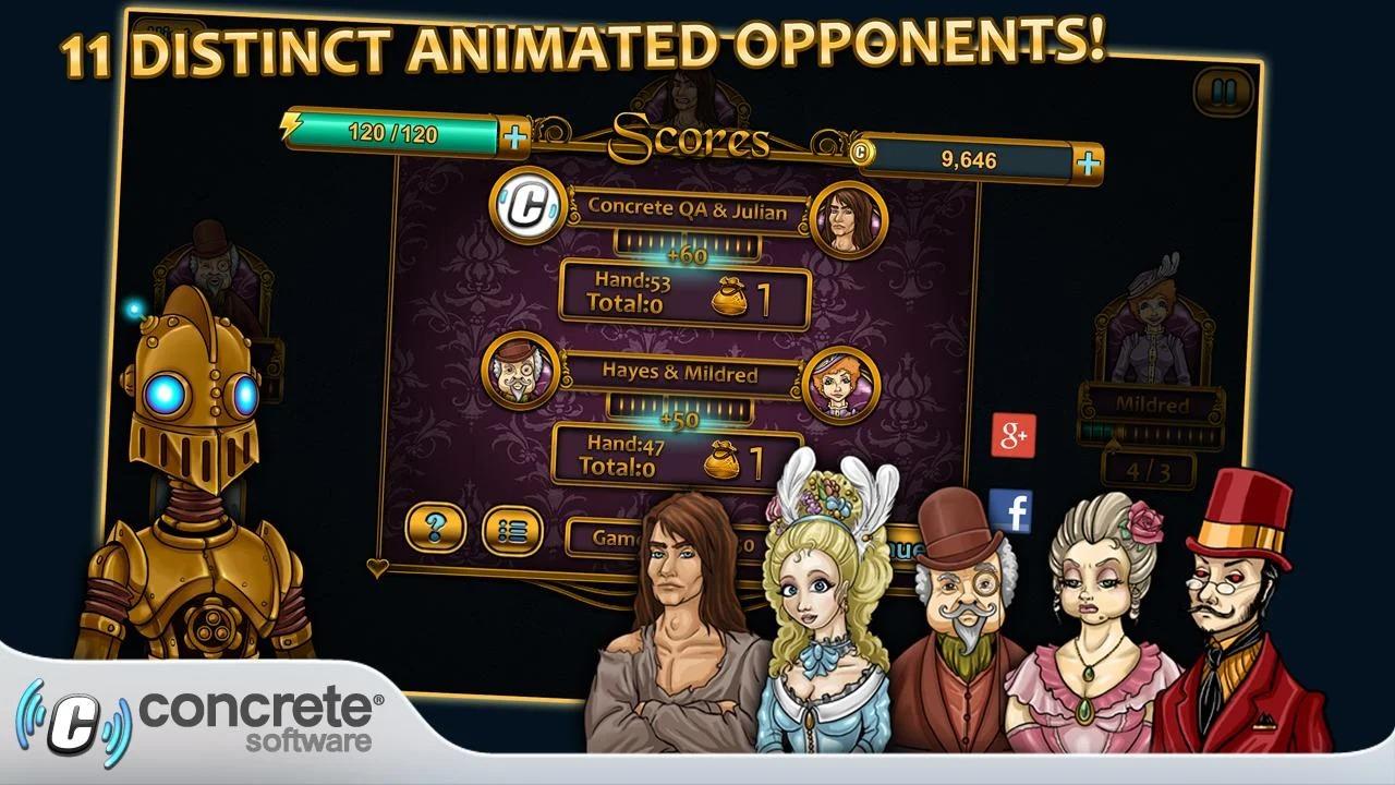 Aces® Spades Screenshot