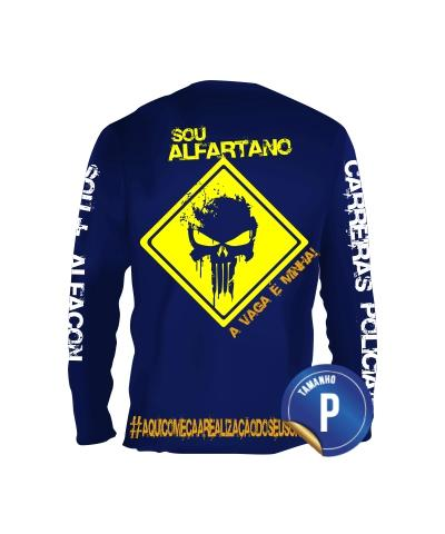 P camiseta prf ml verso