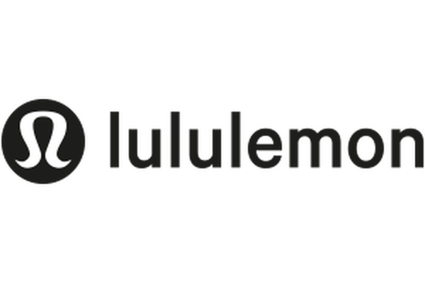 Lululemon Logo Black 300X200