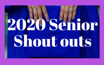 Senior Shoutouts 2020 Blog Image Day 5