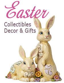 buy Easter decor, figurines, collectibles